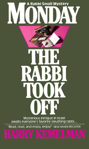 9780449210017: Monday the Rabbi Took Off (A Rabbi Small Mystery)