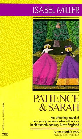 9780449210079: Patience & Sarah
