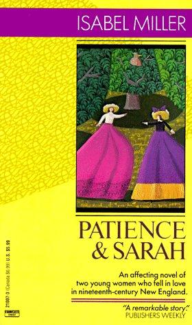 9780449210079: Patience and Sarah