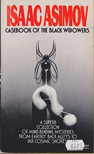 Casebook of the Black Widowers: Asimov, Isaac