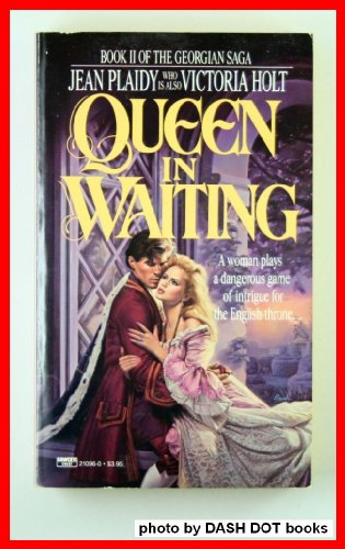 Queen in Waiting: Plaidy, Jean