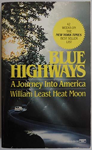 9780449211090: Blue Highways
