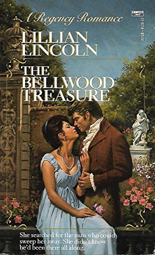 9780449211878: THE BELLWOOD TREASUR (Regency Romance)