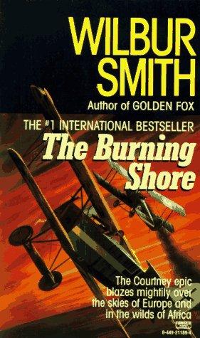 9780449211892: The Burning Shore