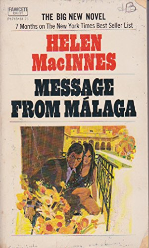 9780449213049: Message from Malaga