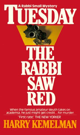9780449213216: Tuesday the Rabbi Saw Red