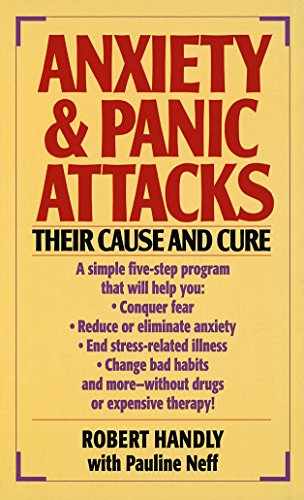 9780449213315: Anxiety & Panic Attacks: Their Cause and Cure