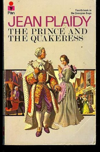 9780449214435: The Prince and the Quakeress