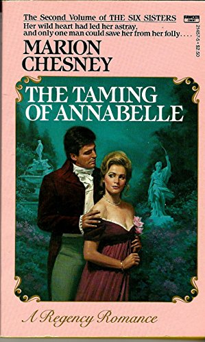 9780449214572: The Taming of Annabelle