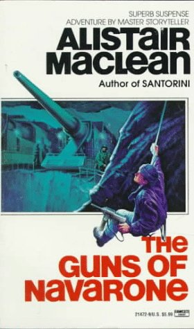 9780449214725: Guns of Navarone