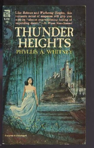 9780449214824: Thunder Heights