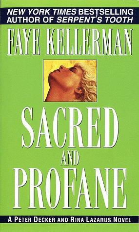 9780449215029: Sacred and Profane