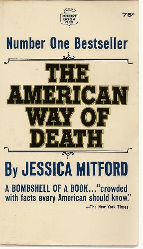9780449215067: American Way of Death