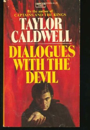 9780449215081: DIALOGUES WITH DEVIL