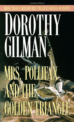 9780449215159: Mrs. Pollifax and the Golden Triangle