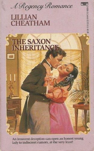 SAXON INHERITANCE: Cheatham, Lillian