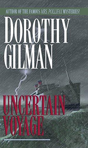 9780449216286: Uncertain Voyage