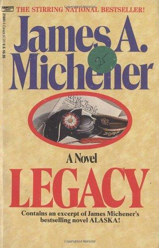9780449216415: Legacy: A Novel