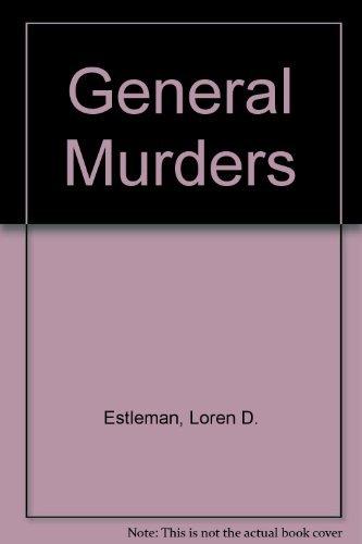 9780449216965: General Murders (The Amos Walker Series #8)