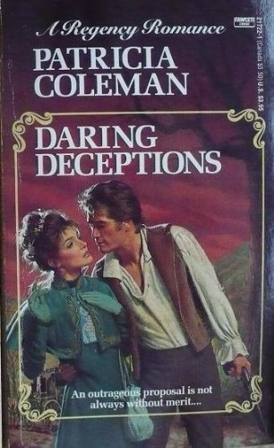 Daring Deceptions (0449217221) by Patricia Coleman