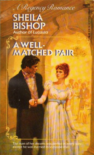 A Well-Matched Pair (0449217337) by Sheila Bishop