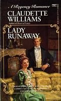 Lady Runaway (0449217442) by Claudette Williams