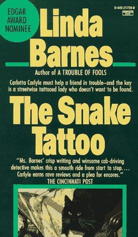 9780449217597: Snake Tattoo