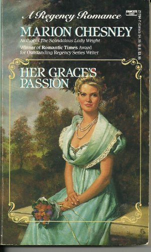 9780449217641: Her Grace's Passion (A Regency Romance)