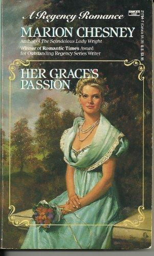 9780449217641: Her Grace's Passion (A Regency Romance)