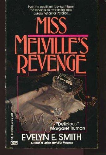 9780449217948: Miss Melville's Revenge