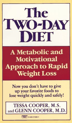9780449218488: The Two-Day Diet