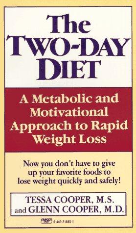 9780449218488: The Two-Day Diet - AbeBooks - Glenn Cooper