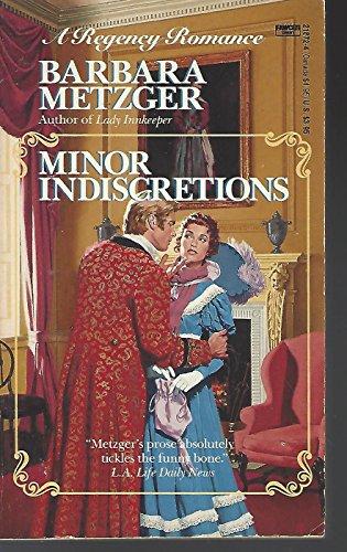 9780449218723: Minor Indiscretions