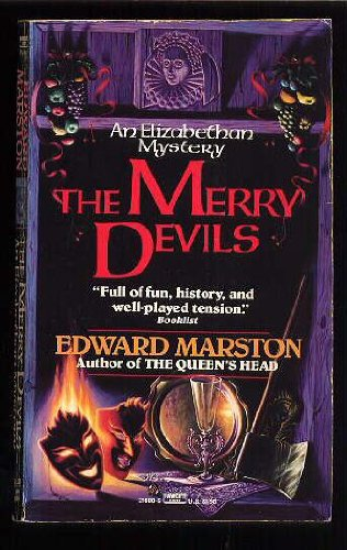 9780449218808: The Merry Devils