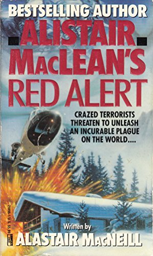9780449218969: Alistair MacLean's Red Alert
