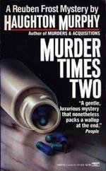 9780449219478: Murder Times Two: A Reuben Frost Mystery