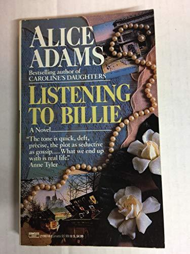 9780449219973: Listening to Billy