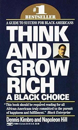 9780449219980: Think and Grow Rich: A Black Choice