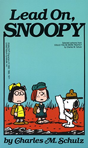 9780449220238: Lead On, Snoopy