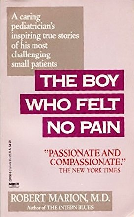 9780449220382: The Boy Who Felt No Pain