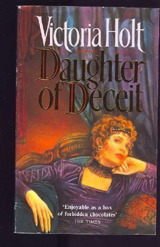 9780449220580: Daughter of Deceit