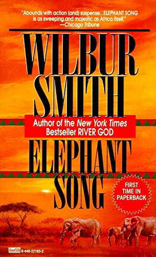 9780449221037: Elephant Song