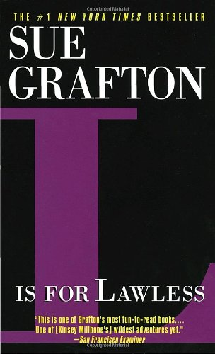L Is for Lawless (Kinsey Millhone Mysteries): Grafton, Sue