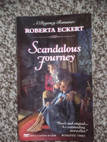 9780449221792: Scandalous Journey