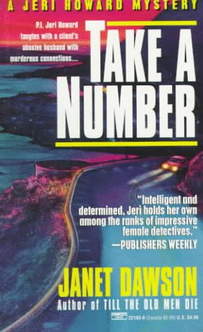 9780449221839: Take a Number (A Jeri Howard Mystery)
