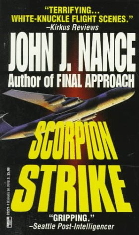 9780449222218: Scorpion Strike