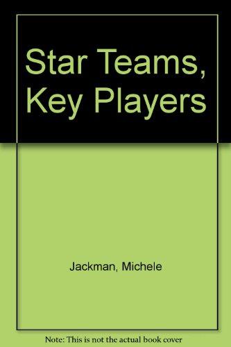 9780449222263: Star Teams, Key Players