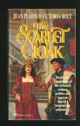 9780449222409: The Scarlet Cloak