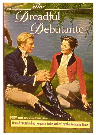 9780449222614: The Dreadful Debutante