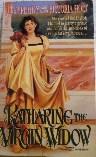 9780449222867: Katherine, the Virgin Widow